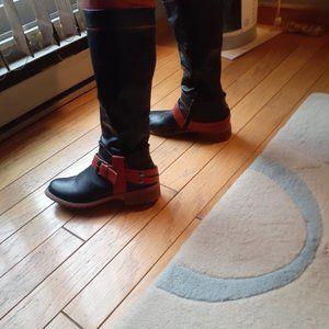 JENNIKA Knee high BOOTS